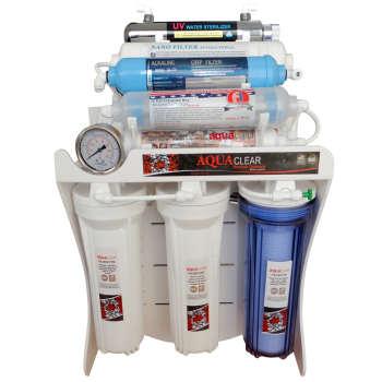 دستگاه تصفیه آب کیفیت دستگاه تصفیه آب مقایسه کیفیت دستگاه تصفیه آب خانگی